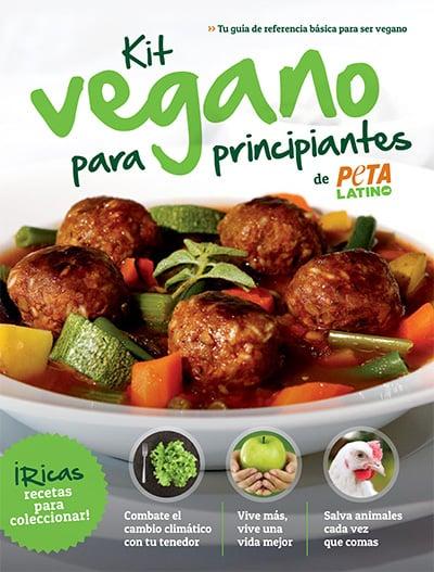 kit vegano para empezar